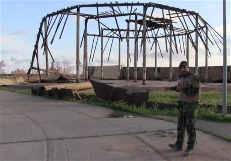 IŞİD'in Musul'daki Askeri-Petrol Kalesinin Kurtarılması/ IŞİD'in El-Şarkat'taki Askeri Üssünden İlk Görüntüler