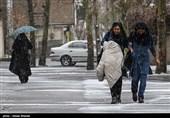دمای هوا در شهرکرد به 15 درجه زیر صفر رسید