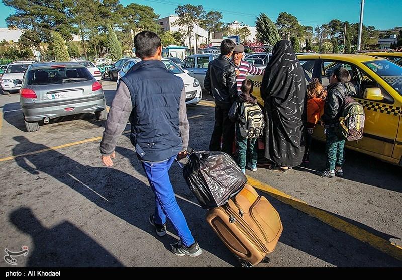 جزئیات خبر وجود یک بسته مشکوک در ترمینال کاوه اصفهان