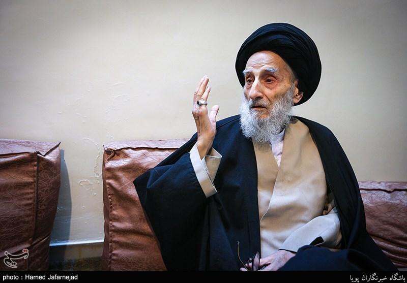آیت الله سید محمد حسین لنگرودی