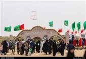 280 دانشآموز دختر اردبیلی به اردوی راهیان نور اعزام شدند