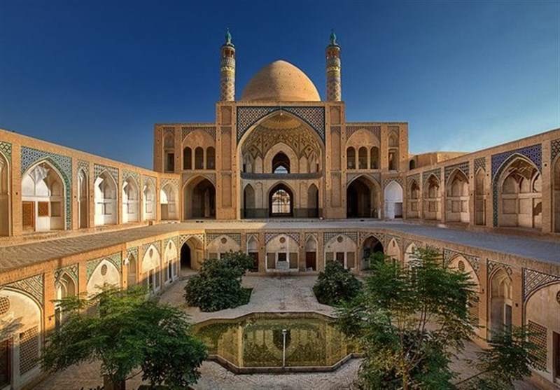 The Agha Bozorg Mosque: An Attractive Architecture