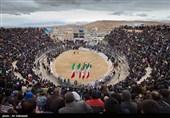 خراسان شمالی| روز گود «زینل خان»؛ بزرگترین رویداد ورزش محلی ایران در اسفراین برگزار میشود+تصاویر