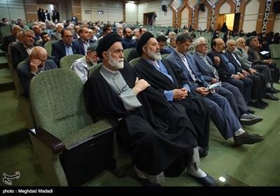 گردهمایی انتخاباتی حزب مؤتلفه