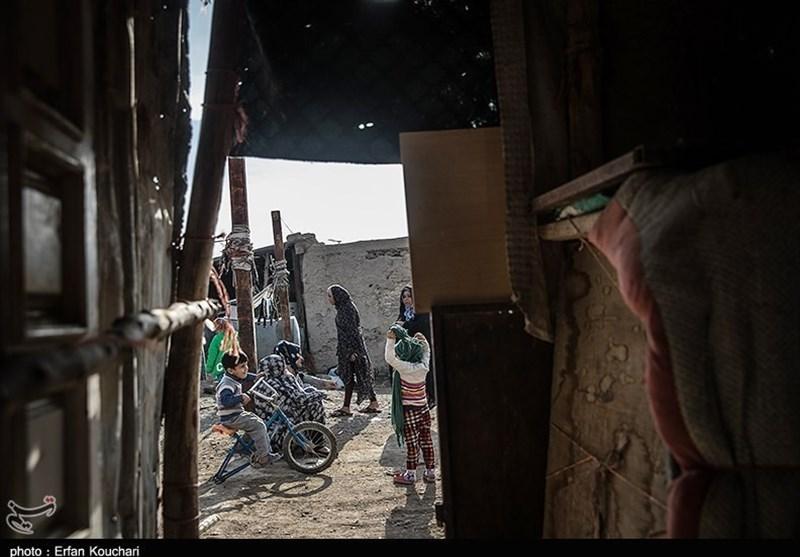 سایه شوم فقر بیخ گوش پنت هاوسهای تهران + عکس و فیلم