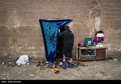 فقر در همین حوالی ؛ قلعه لهک