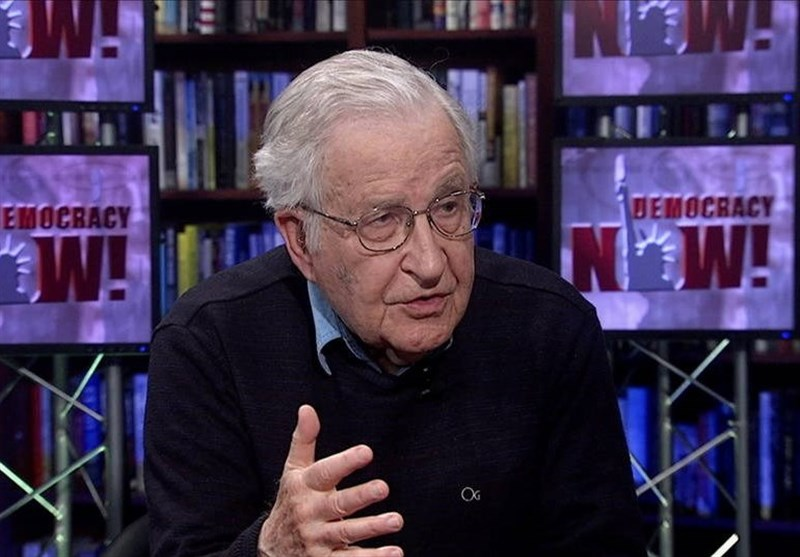 Chomsky: US, Not Iran, Greatest Threat to Global Peace