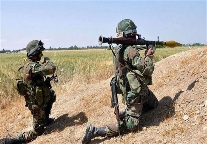 Takfiri Terrorists Suffer Heavy Losses across Syria
