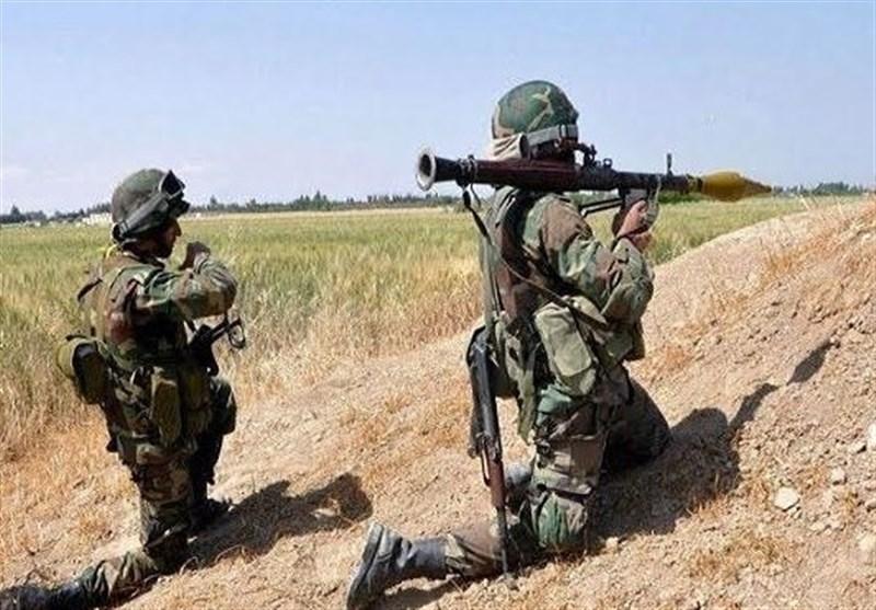 Suriye Ordusu Stratejik Arak Bölgesini IŞİD'den Kurtardı
