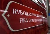 فروش 200 هزار بلیت جام کنفدراسیونهای 2017 روسیه