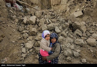 Quake-Hit Areas in Northeastern Khorasan Razavi Province