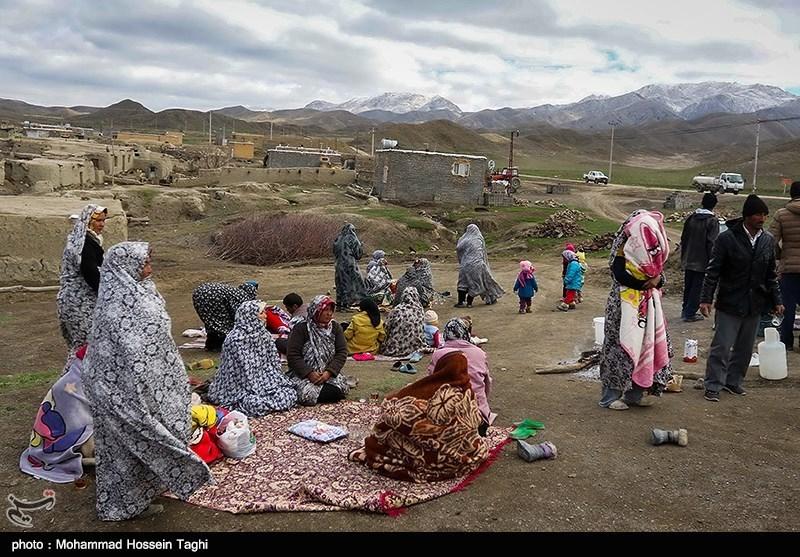 خسارت زلزله در روستاهای خراسان رضوی