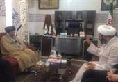 آیتالله اشکوری از دبیرخانه کانونهای مساجد قم بازدید کرد