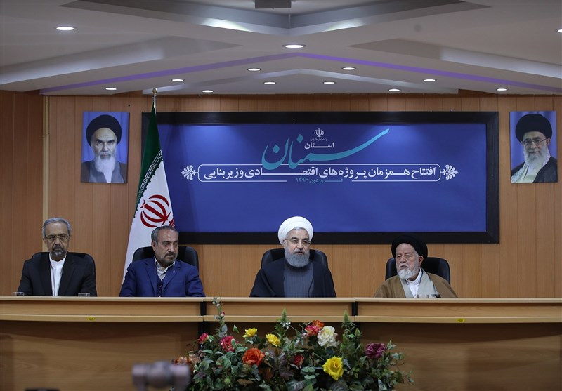President: Iran Reducing Reliance on Oil Revenues