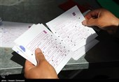 بدء عملیة فرز الاصوات فی الانتخابات الرئاسیة الإیرانیة