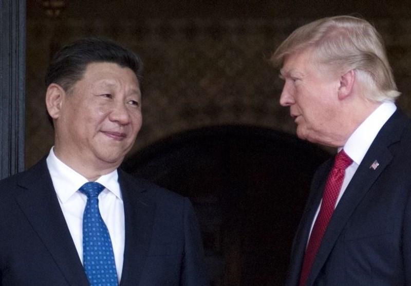 ترامپ و رئیس جمهور چین