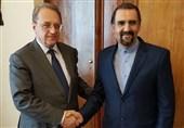 ایران و روسیه در باره سوریه و نشست آستانه گفتوگو کردند