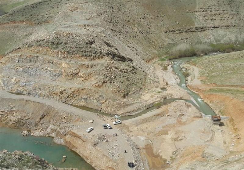 نتیجه تصویری برای سد آبسرده بروجرد
