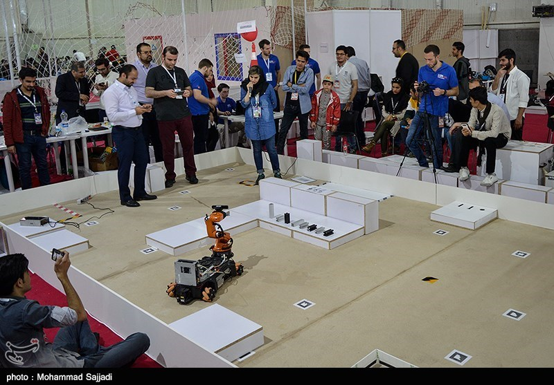 Iranian Team Wins RoboCup Iran Open 2017 (+Photos)