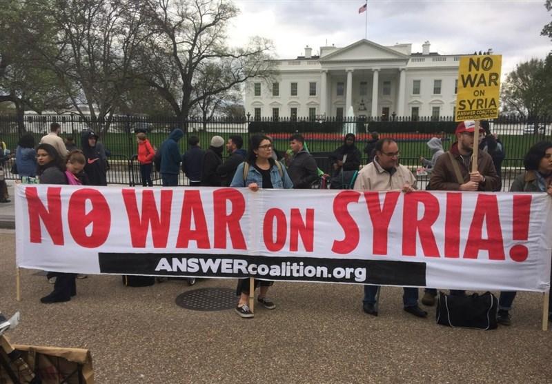 شام سے فوجی انخلا کا ارادہ نہیں رکھتے، واشنگٹن