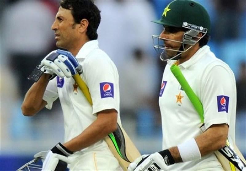 مصباح الحق کے بعد یونس خان نے بھی ٹیسٹ کرکٹ کو الوداع کہہ دیا