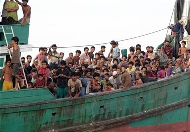 میانمار: شادی کا گھر ماتمکدہ بن گیا / کشتی ڈوبنے سے 20 افراد ڈوب گئے