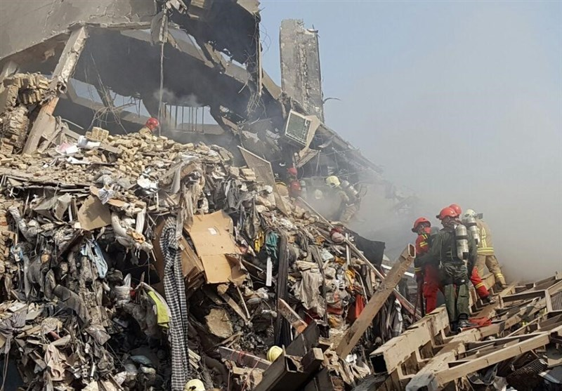 آزادی یکی از متهمان حادثه ساختمان پلاسکو