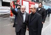 """""""گزارش ملّی بررسی حادثه پلاسکو"""" در ستاد انتخاباتی روحانی نوشته شد؟"""