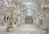 اردبیل| اتمام ساخت صحن حضرت زهرا(س) نیازمند مشارکت مردم و خیران است