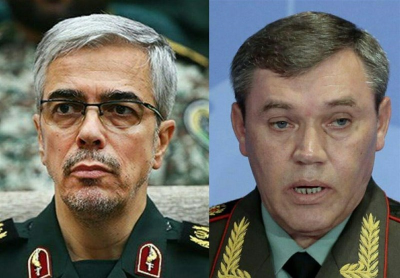 Iranian, Russian Top Military Commanders Blast US Aggression on Syria