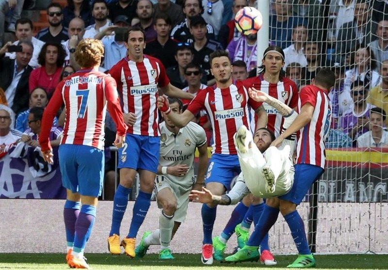 رئال مادرید - اتلتیکو مادرید