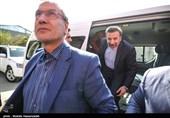 وزیر کار دوباره در محل حادثه معدن آزادشهر حضور یافت