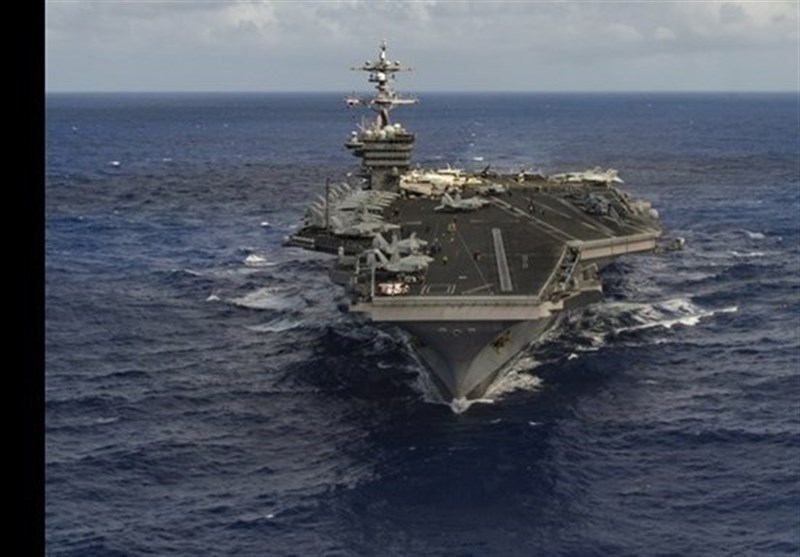 USS Carl Vinson Wasn't Headed or North Korea When Defense Officials Said It Was