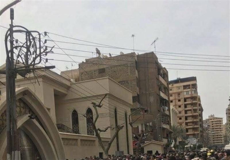 مصر: خودکش حملہ آوروں کی شناخت ہو گئی / کارروائی میں داعشی دہشتگرد ہلاک