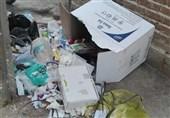 6000 مطب در مشهد زباله عفونی تولید میکنند