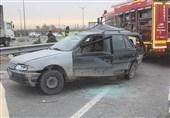 سوانح رانندگی در محورهای مواصلاتی استان مرکزی 2 کشته برجای گذاشت