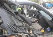 تصادف در محور نطنز-کاشان 8 کشته برجای گذاشت