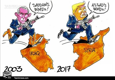 US Maintains Warmongering Policies