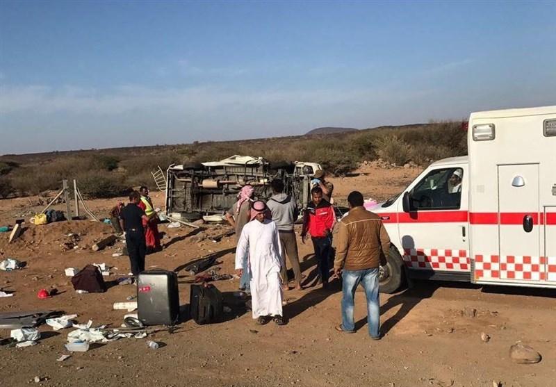 سعودی حادثہ