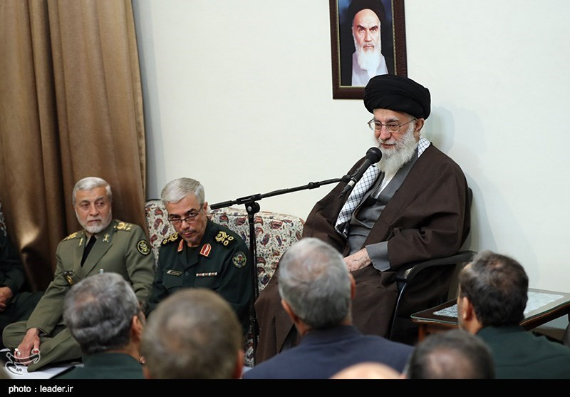 Ayetulah Hamenei: ABD'nin Suriye Füze Saldırısı Stratejik Hatadır