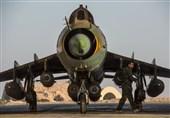 جنگنده سوخو 22 سوریه