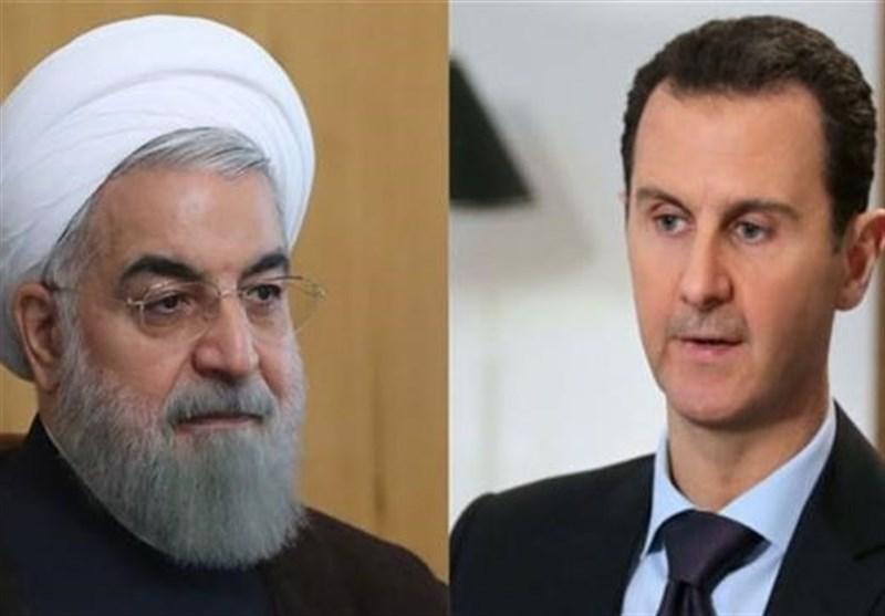 Rohani, Assad