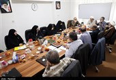 جلسه ی شورای مرکزی جبهه مردمی نیروهای انقلاب اسلامی