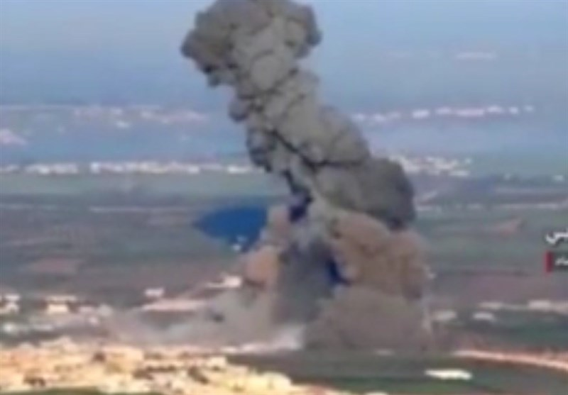 حمله انتحاری داعش به فرودگاه «دیرالزور»/درگیریهای بسیار شدید در «البوکمال»