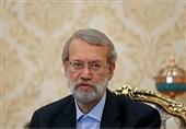 لاریجانی: امریکا تتلاعب بالارهاب وتدعمه