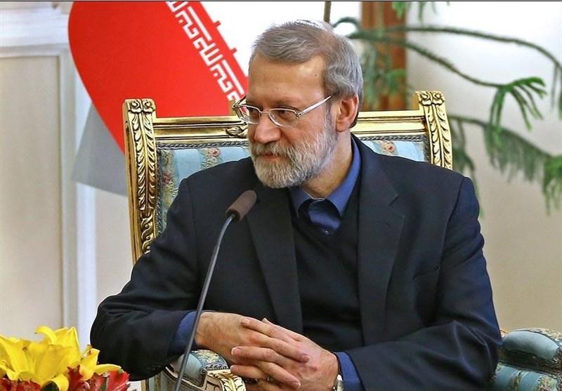 "لاریجانی: ایران قدمت ""شکوى"" بسبب ""انتهاک الاتفاق النووی"" من قبل امریکا"
