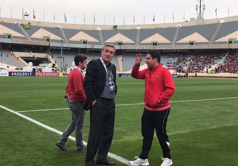 عمر تهدید طارمی از سوی برانکو به یک هفته نرسید!/ تصویر بردار بازی مصدوم شد