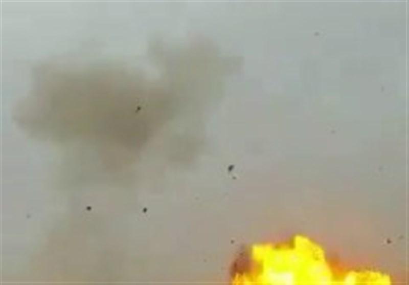 داعش کے 4 خودکش حملہ آوروں کو الحشد الشعبی نے کیسے مارا؟ + ویڈیو