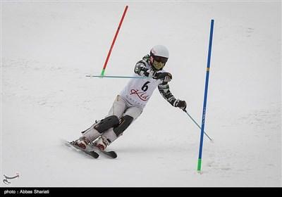 مسابقات اسکی قهرمانی بانوان الپاین - دیزین