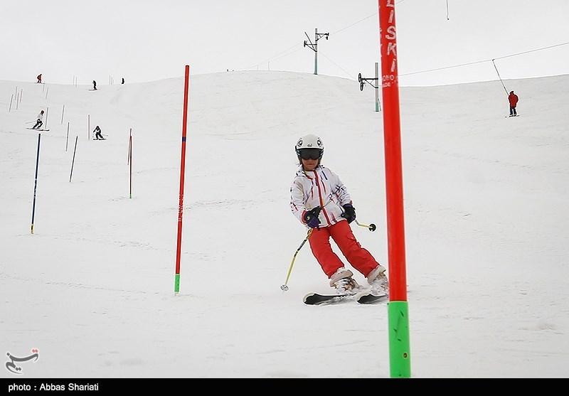 رویای برفی در پیستهای اسکی
